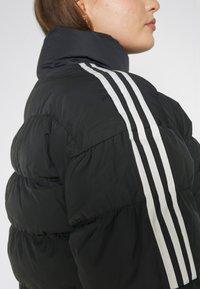 adidas Originals - SHORT PUFFER - Veste d'hiver - black - 7