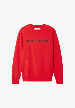 Sweatshirt - red hot