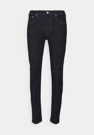 SLIM FIT - Skinny džíny - dark-blue denim