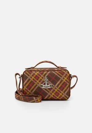 JOHANNA CAMERA BAG - Kabelka - brown