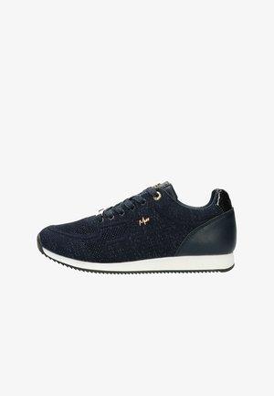 Sneakers laag - dark blue/black
