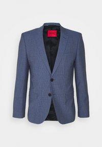 HUGO - ARTI HESTEN SET - Oblek - medium blue - 2