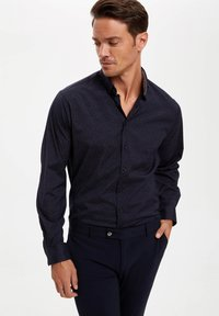 DeFacto - Shirt - navy - 3