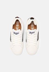 Genesis - G-HELÁ UNISEX - Sneakers basse - white/black - 3