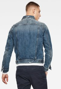 G-Star - 5650 - Denim jacket - antic faded prussian blue restored