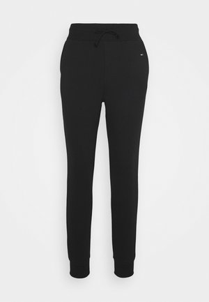 TOMMY CLASSICS - Trainingsbroek - black