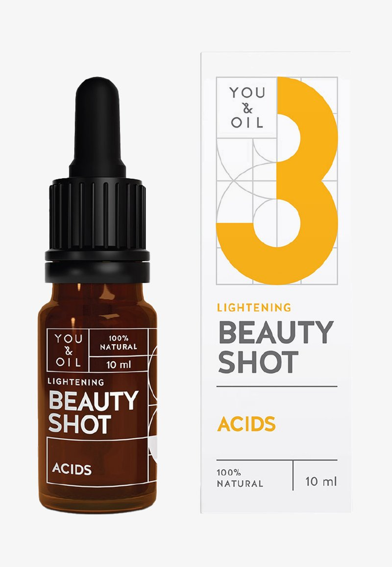 YOU & OIL - SKIN LIGHTENINGACIDS SERUM - Serum - -