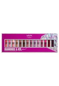 Nyx Professional Makeup - BUTTER GLOSS LIP VAULT - Lip palette - - - 1