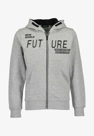SCRIBBLED FUTURE - Hoodie - grey