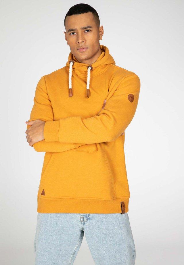 TANAKATO - Sweater - gold yellow