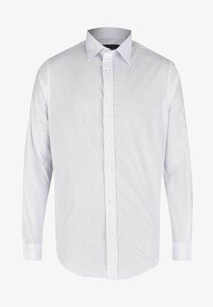 HEMD GEPUNKTET - Shirt - weiß