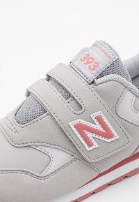 New Balance - YV393CGP - Sneakers basse - grey/pink - 5
