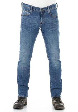 OREGON - Jeansy Slim Fit - medium blue denim