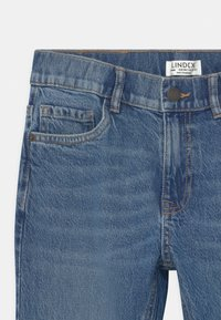 Lindex - TEEN DADFIT - Relaxed fit jeans - denim - 3