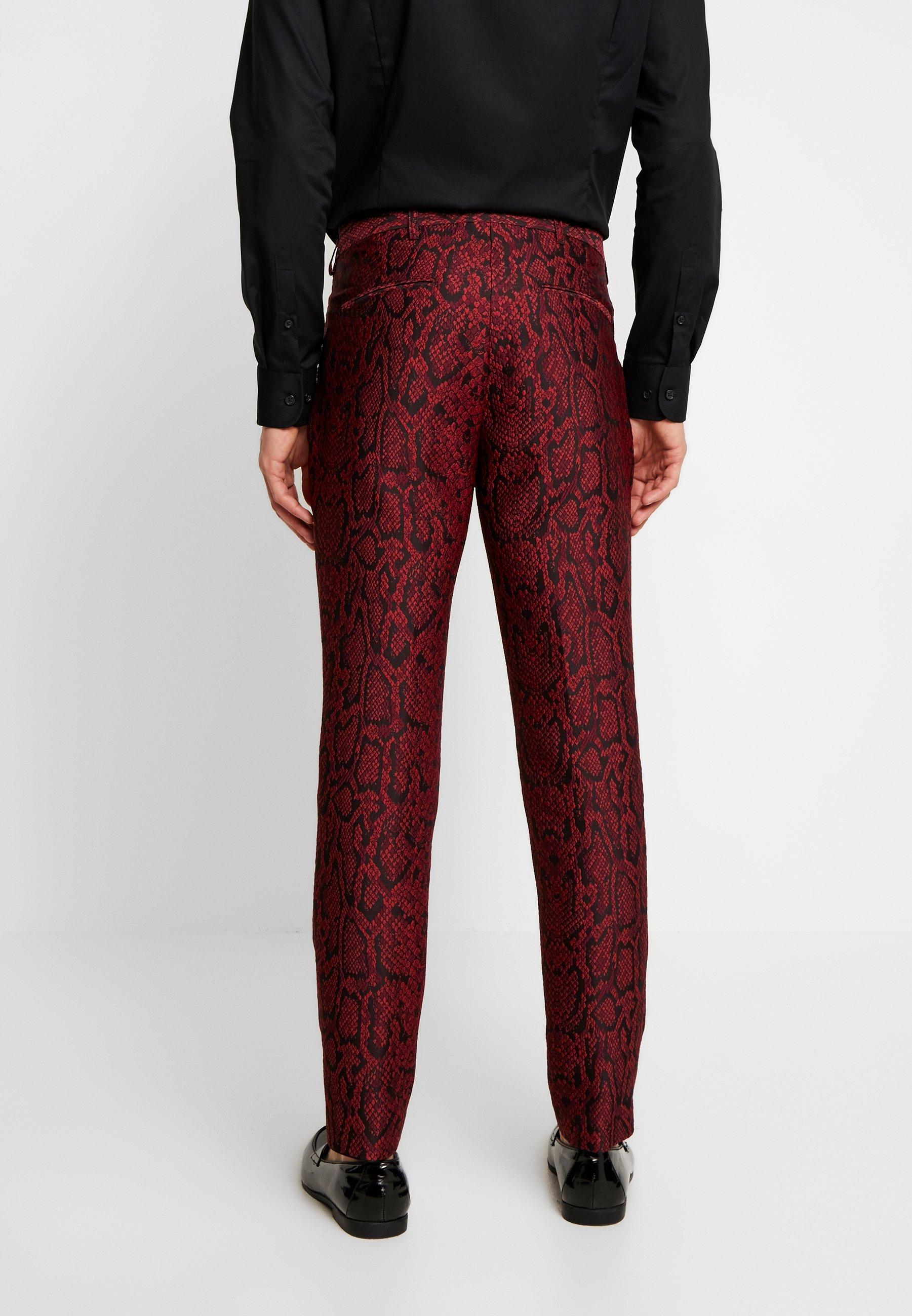 Bertoni KARLSEN BLOCH - Costume - tibitan red