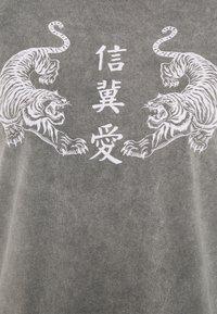 Even&Odd - Long sleeved top - black - 6