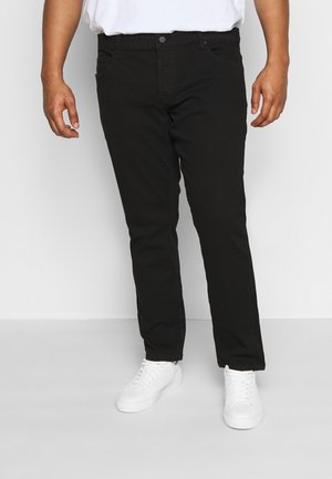 ONSLOOMLIFE  - Straight leg jeans - black denim