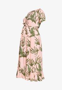 MAMALICIOUS - MLDARLING LIA DRESS - Vestido informal - mellow rose - 4