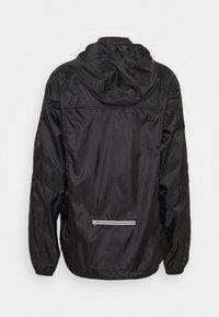 4F - Men's running jacket - Sports jacket - black - 1