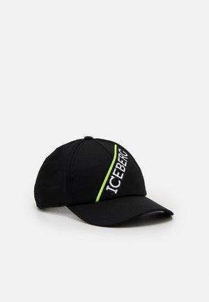 NEON UNISEX - Cap - black