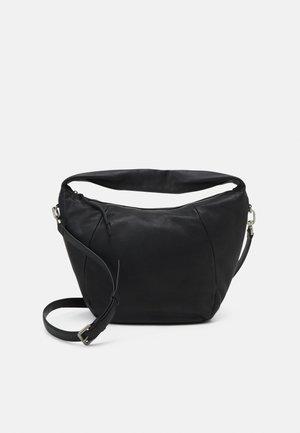 HOBO - Handbag - black