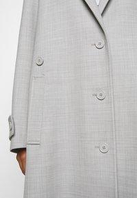 MM6 Maison Margiela - Classic coat - grey - 5