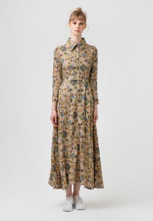 FLOWER  - Maxi dress - brown