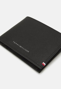 Tommy Hilfiger - BUSINESS EXTRA AND COIN - Wallet - black - 4