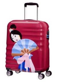American Tourister - WAVEBREAKER DISNEY - Wheeled suitcase - bordeaux - 2