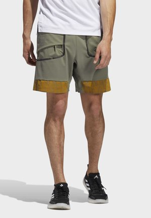 HEAT.RDY PRIME SHORTS - Sports shorts - green