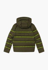 Nike Sportswear - UNISEX - Light jacket - cargo khaki/volt - 1
