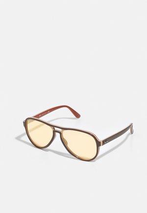 Sunglasses - dark brown/light brown/brown