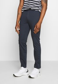 Sand Copenhagen - CRAIG  - Pantalones chinos - dark blue - 0