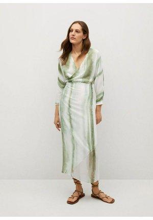 SOPHIE-A - Robe d'été - vert pastel