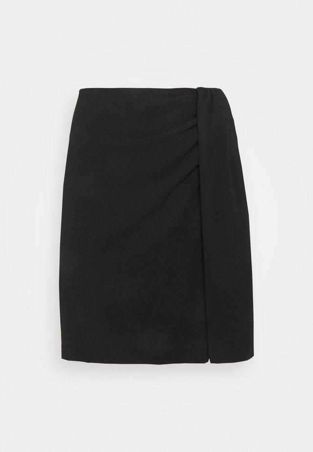 A-snit nederdel/ A-formede nederdele - noir