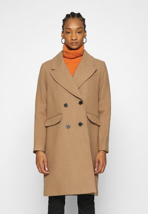 SLFSASSY COAT - Classic coat - tigers eye
