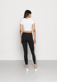 adidas Originals - TREFOIL ORIGINALS ADICOLOR LEGGINGS COMPRESSION - Leggings - black - 2
