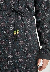 Ragwear Plus - PELIADA ORGANIC DRESS - Kjole - black - 4