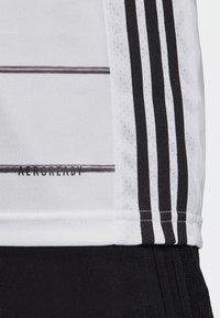 adidas Performance - DEUTSCHLAND DFB HEIMTRIKOT JERSEY SHIRT - Club wear - white/black - 4