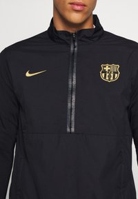 Nike Performance - FC BARCELONA - Klubtrøjer - black/metallic gold - 4