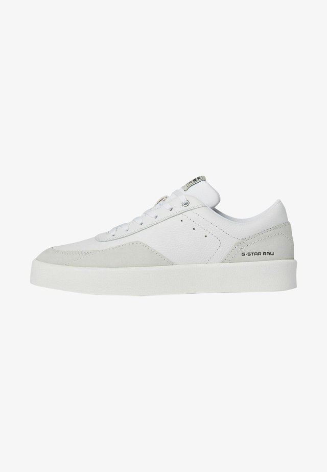 TECT PRO - Sneakers laag - white