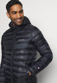 Champion - LEGACY  - Zimní bunda - black - 3