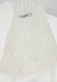 Pieces - Handbag - bright white - 4