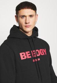 Be Edgy - BEJULIUS - Sweat à capuche - black - 4