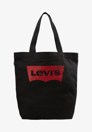 BATWING TOTE - Shopping bags - regular black