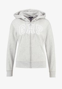 GAP - Bluza rozpinana - light heather grey - 5