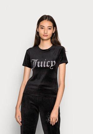 TAYLOR  - T-shirt print - black