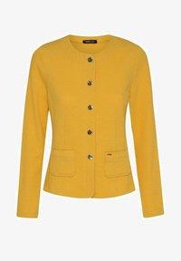 Frank Walder - Summer jacket - yellow - 0