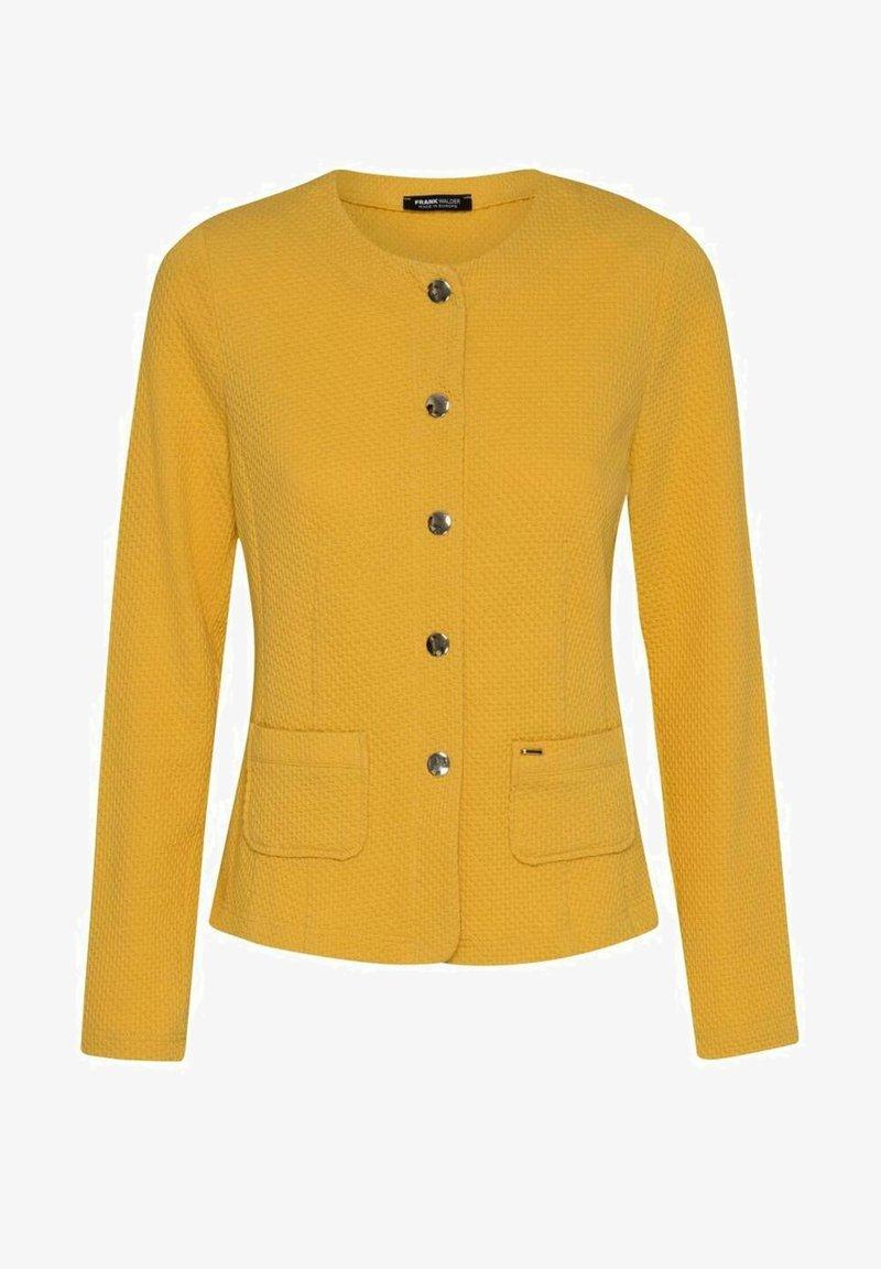 Frank Walder - Summer jacket - yellow