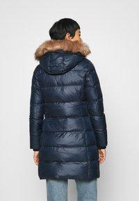 Calvin Klein - ESSENTIAL REAL COAT - Down coat - navy - 2